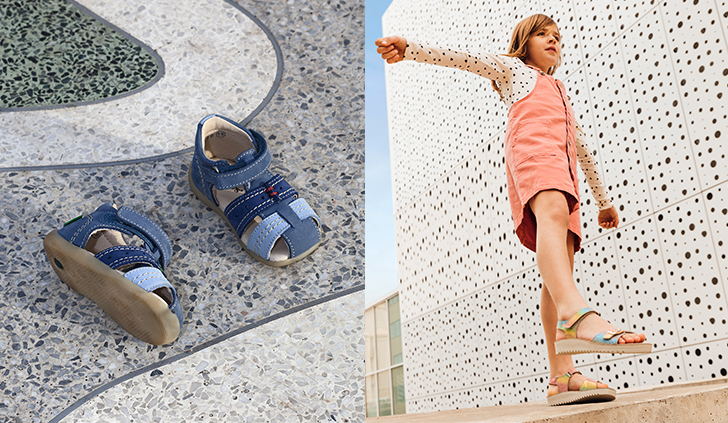 Collection Enfant Kickers