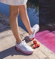 selección zapatos casuales mujer PE20