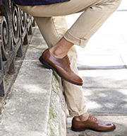 Sélection chaussures chic Homme PE20