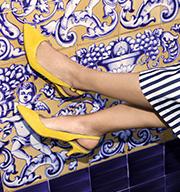 Sélection chaussures chic Femme PE20