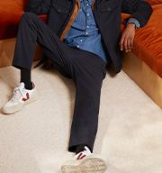 Sélection nouvelle collection textile Homme PE20