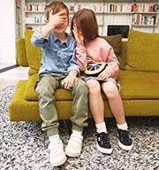 Sélection nouvelle collection textile Enfant PE20
