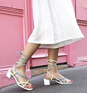Sélection chaussures tendances Femme PE20
