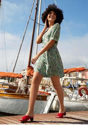 Selezione sandali design donna PE20