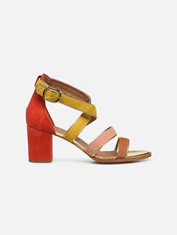 Riviera Couture Sandales à Talon #8 - Multicolore