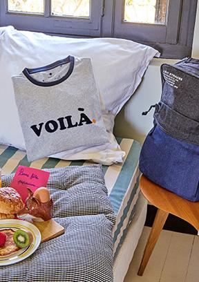 Petits cadeaux  avec textile Homme FDP PE20