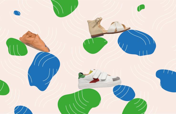 Notre sélection chaussures éco-responsables enfant