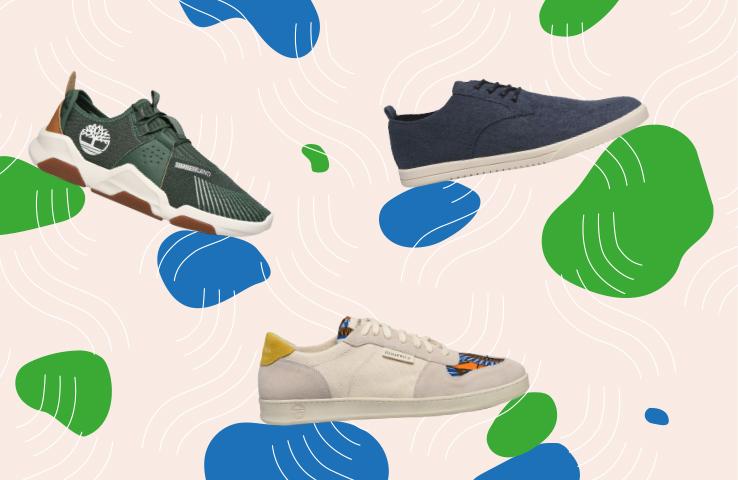 Notre sélection chaussures et sacs éco-responsables homme