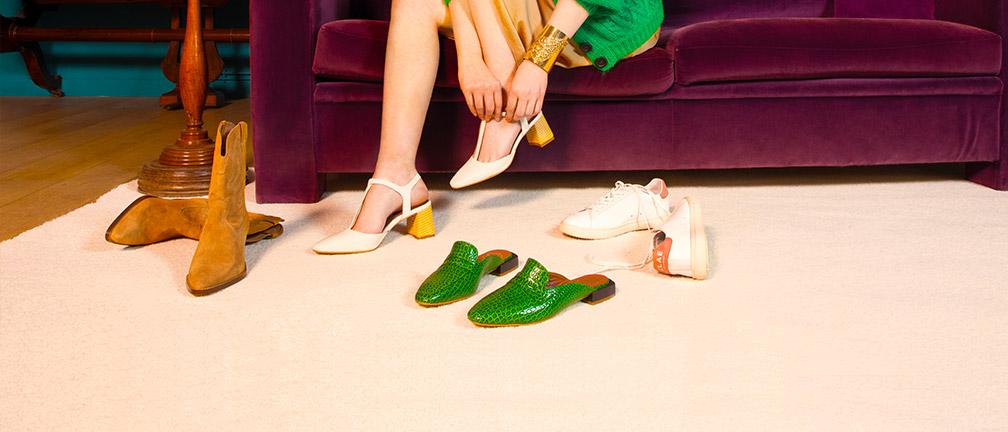 Sarenza Shoes for men, women and children