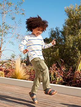 Sarenza chaussures et vêtements pour enfant