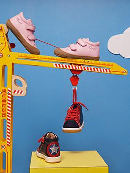Sarenza Shoes for kids