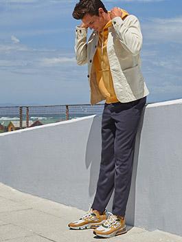 Sarenza chaussures et vêtements pour homme