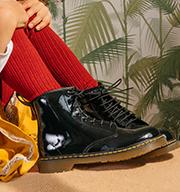 Auswahl Schuhe Stiefeletten und Boots Kinder FS21