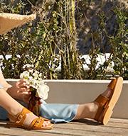 Auswahl Schuhe Sandalen Kinder FS21