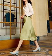 Selectie nieuwe collectie kleding dames SS21