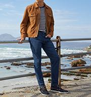Sélection nouvelle collection textile Homme PE21