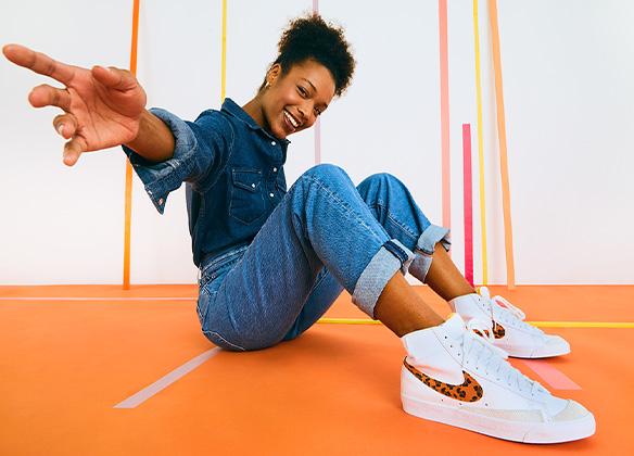 Baskets iconiques Femme PE21