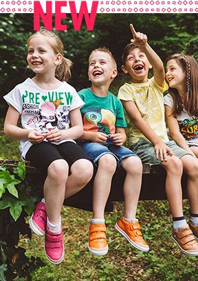 Neue Marke Kinder Froddo FS21