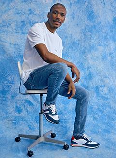 1/3 : Les jeans