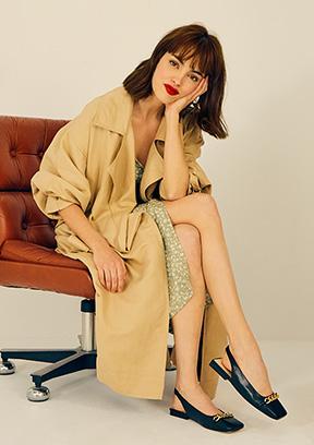 Den røde tråd   Sarenza Mode til Kvinder FS21