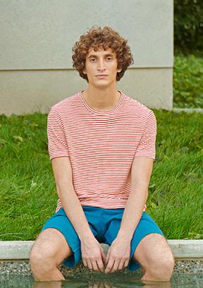 Homme Focus Textile Avril PE21