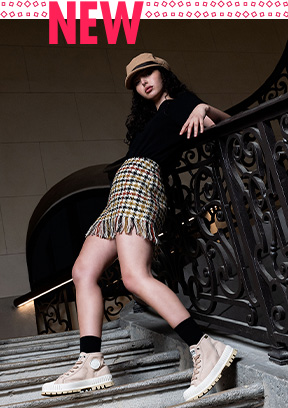 Nyt mærke kvinder Palladium   Sarenza Mode FS21