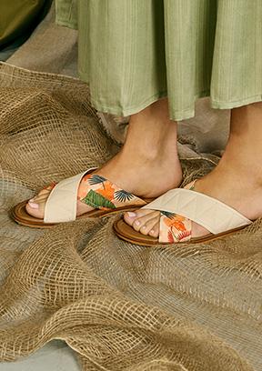 Bæredygtige sko Kvinder   Sarenza Mode FS21