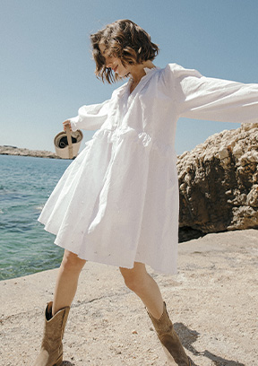 Sélection dressing estival Gang Sarenza Femme PE21