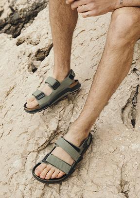 Sandaler Mænd Sarenza 2021