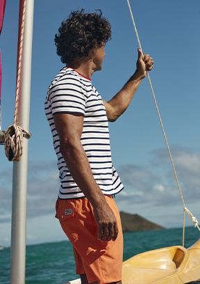 Homme Focus Textile Juin PE21