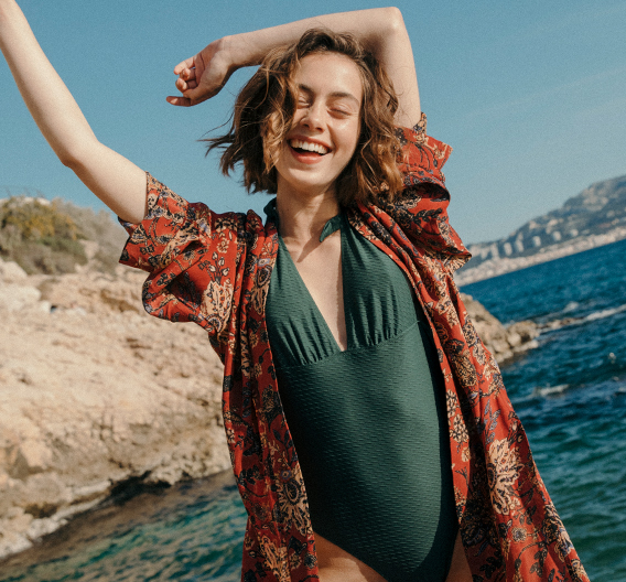 Beach please : comment s'habiller à la plage ?