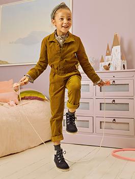 Sarenza schoenen en kleding voor kinderen