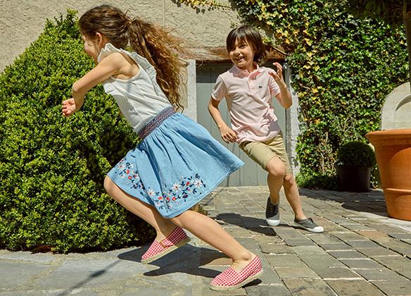 Sandaler til børn FS21