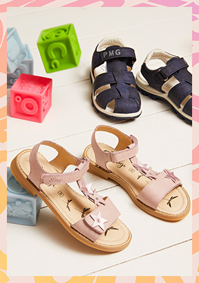 saldi sandali bambini