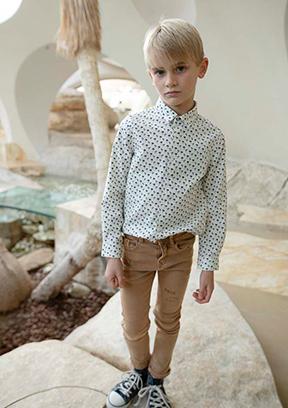 Enfant Fil Rouge Mars PE21