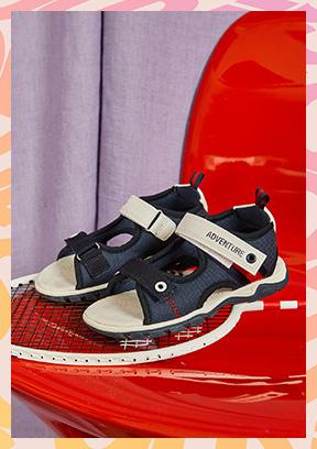 rebajas sandalias velcro niños