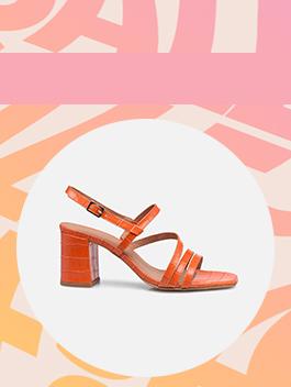 Sarenza scarpe, borse abbligliamento da donna in saldo