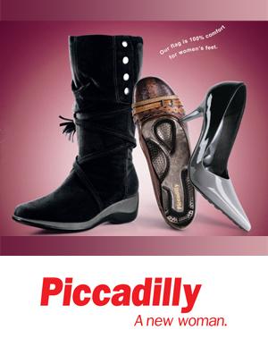 e52503f16 La marque Piccadilly n est pas une nouvelle venue dans le monde de  l accessoire confort   voilà plus de 50 ans que Piccadilly se penche sur le  sujet