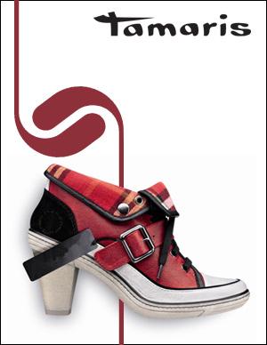 the best attitude b82f2 6f5f1 Tamaris | Onlineshop Schuhe und Taschen der Marke Tamaris