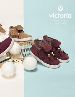 81d431efd85 De schoenen van Victoria zijn in de loop der jaren een icoon geworden in  Spanje, waar de naam Victoria synoniem is aan tennis. Achter het merk, dat  al sinds ...