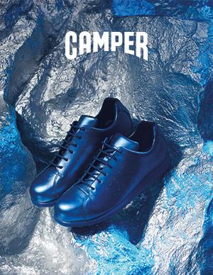 596528e0d6b Camper est une marque de chaussures contemporaines originaire de Majorque