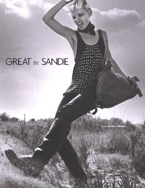 Great by Sandie