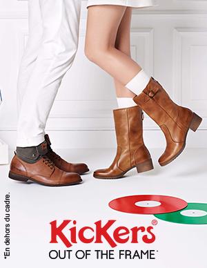 Kickers | Onlineshop Schuhe und Taschen der Marke Kickers