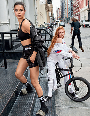 Puma x Maybelline New York