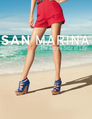 San Marina | Onlineshop Schuhe und Taschen der Marke San Marina